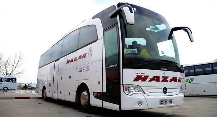 Elazığ Hazar Turizm