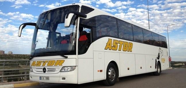 Şanlıurfa Astor Turizm